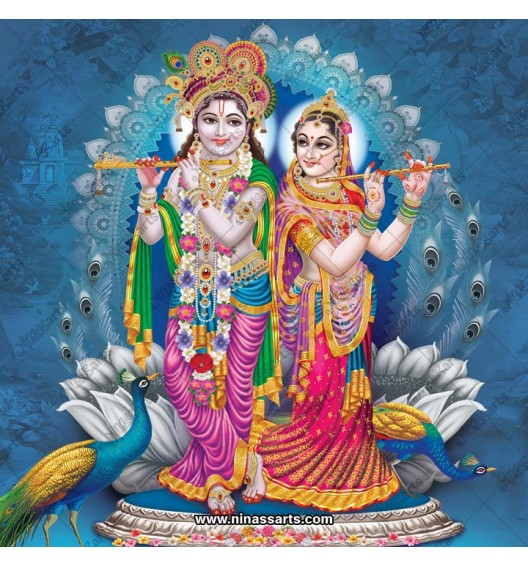 God Radha Krishna HD...