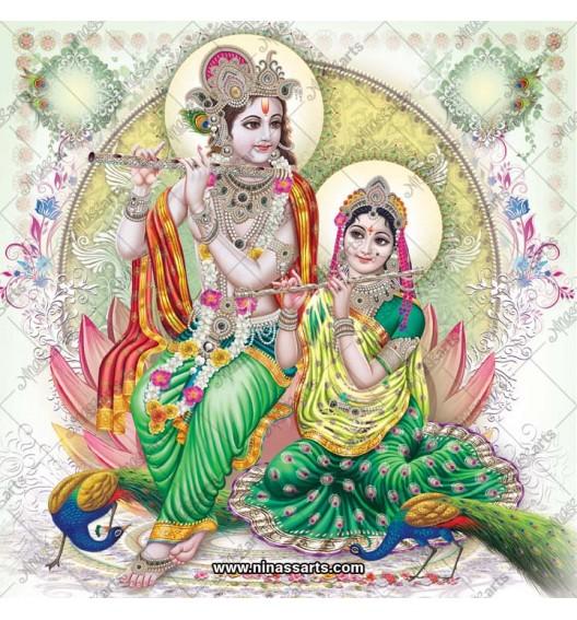 Krishna, Radha Krishna -...