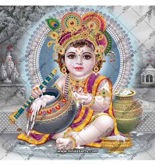 5012 Krishna