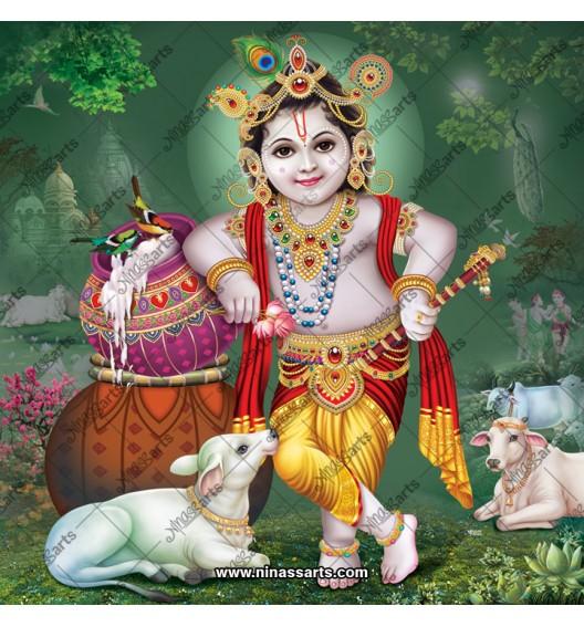 5013 Krishna