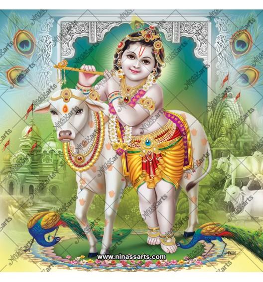 5022 Krishna