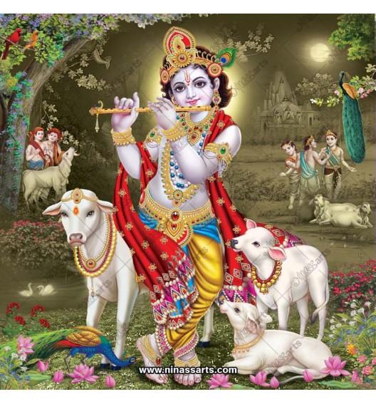 5058 Krishna