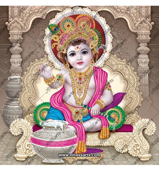 5003 Krishna