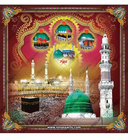 45024 Islamic / Muslim