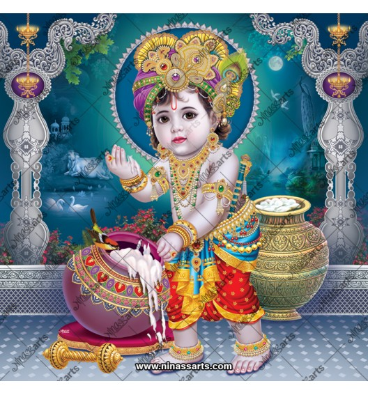 5004 Krishna