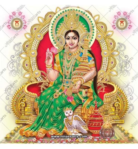2051 Laxmi Bengali