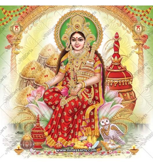 2057 Laxmi Bengali