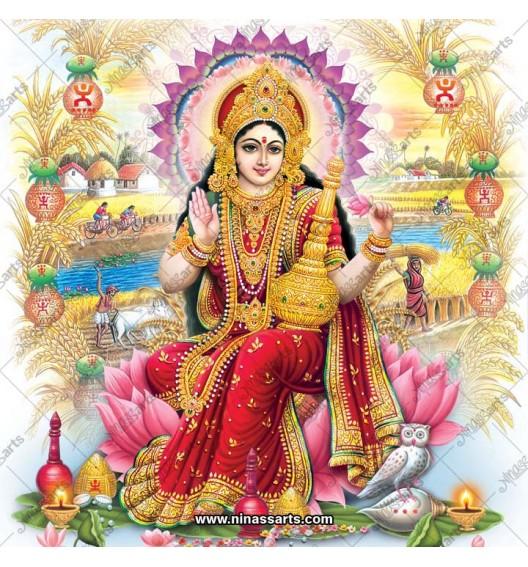 2074 Laxmi Bengali