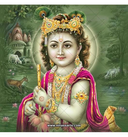 5095 Krishna