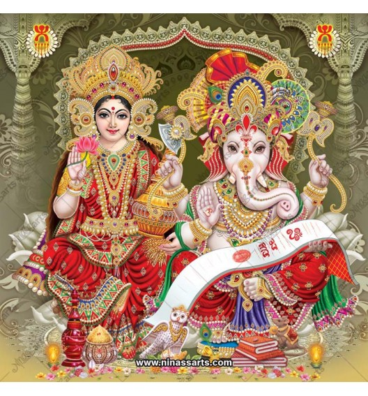 3002 Laxmi Ganesh Bengali