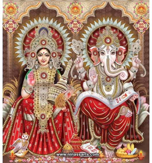 3003 Laxmi Ganesh Bengali
