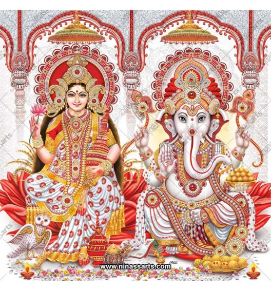 3007 Laxmi Ganesh Bengali