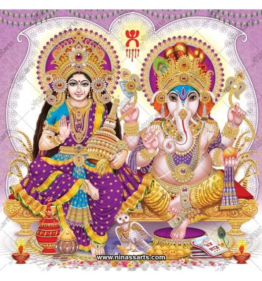 3008 Laxmi Ganesh Bengali