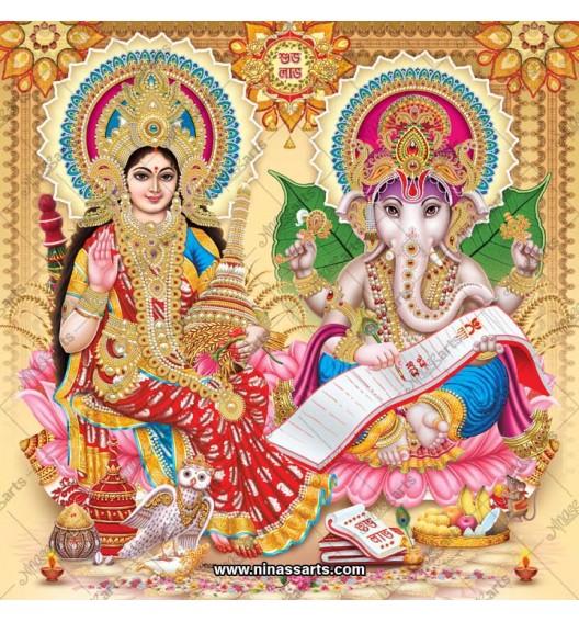3010 Laxmi Ganesh Bengali
