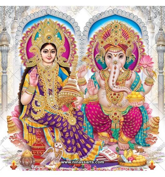 3011 Laxmi Ganesh Bengali