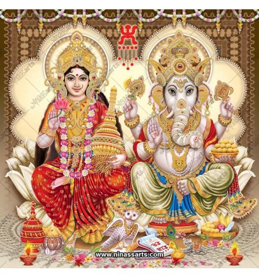 3012 Laxmi Ganesh Bengali