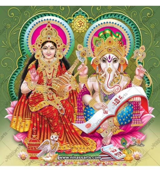 3013 Laxmi Ganesh Bengali