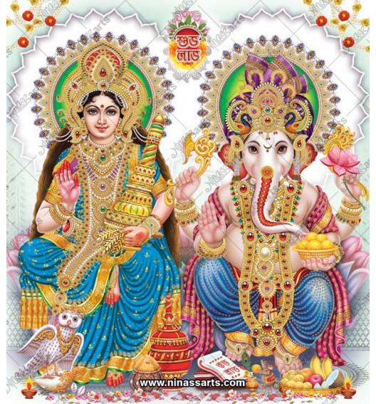 3014 Laxmi Ganesh Bengali
