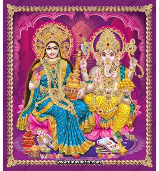 3018 Laxmi Ganesh Bengali