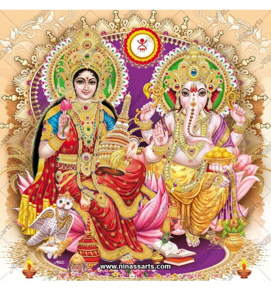 3019 Laxmi Ganesh Bengali
