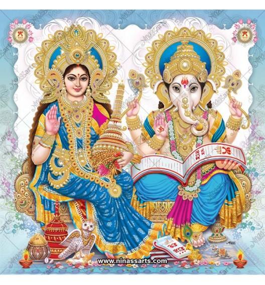 3021 Laxmi Ganesh Bengali