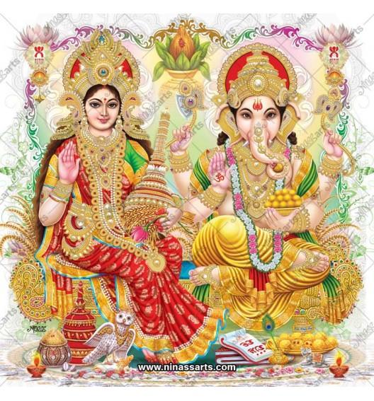 3023 Laxmi Ganesh Bengali