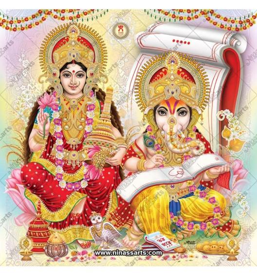 3025 Laxmi Ganesh Bengali