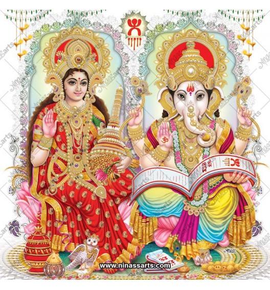 3027 Laxmi Ganesh Bengali