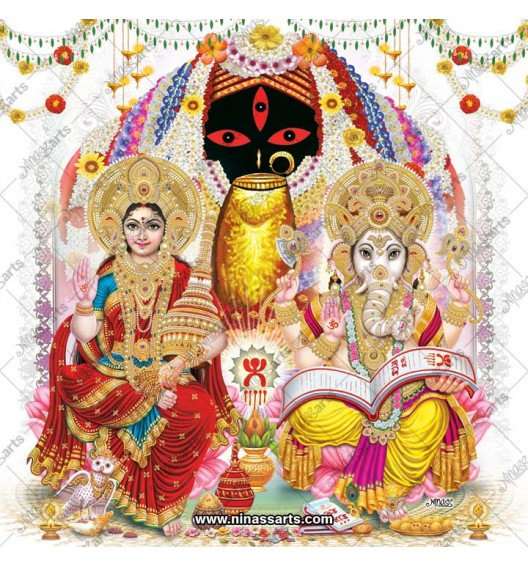 3028 Laxmi Ganesh Bengali