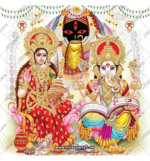 3029 Laxmi Ganesh Bengali