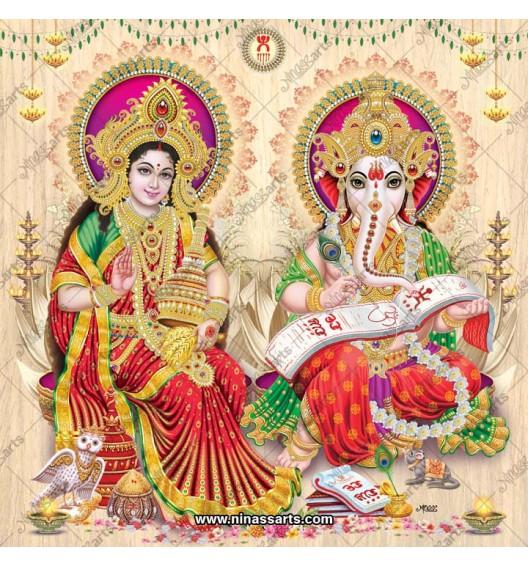 3031 Laxmi Ganesh Bengali