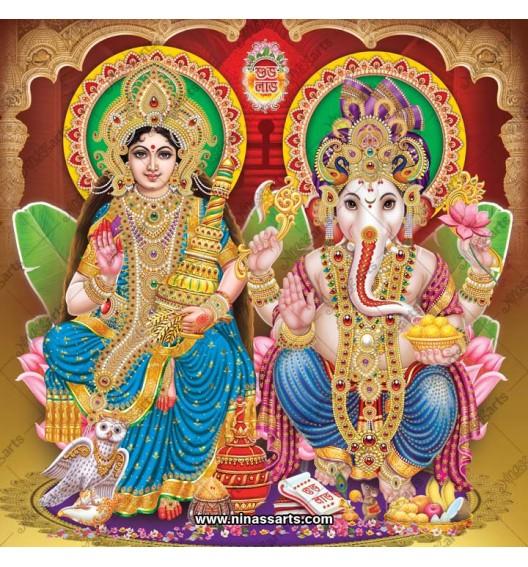 3035 Laxmi Ganesh Bengali