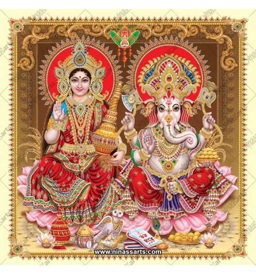3041 Laxmi Ganesh Bengali