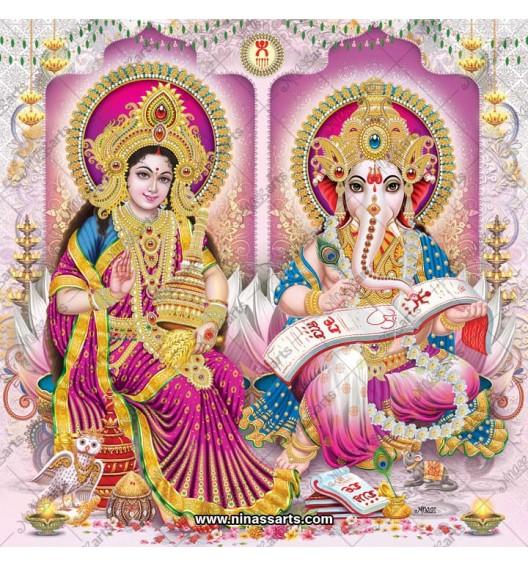 3045 Laxmi Ganesh Bengali