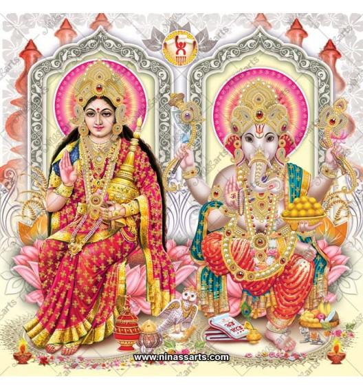 3049 Laxmi Ganesh Bengali