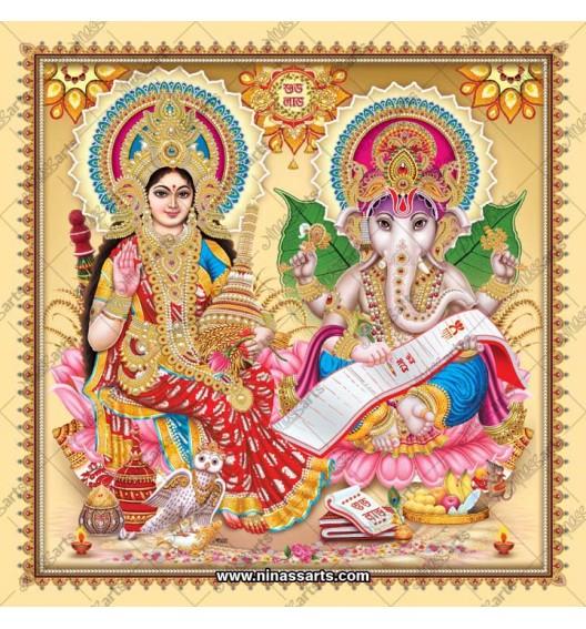 3050 Laxmi Ganesh Bengali