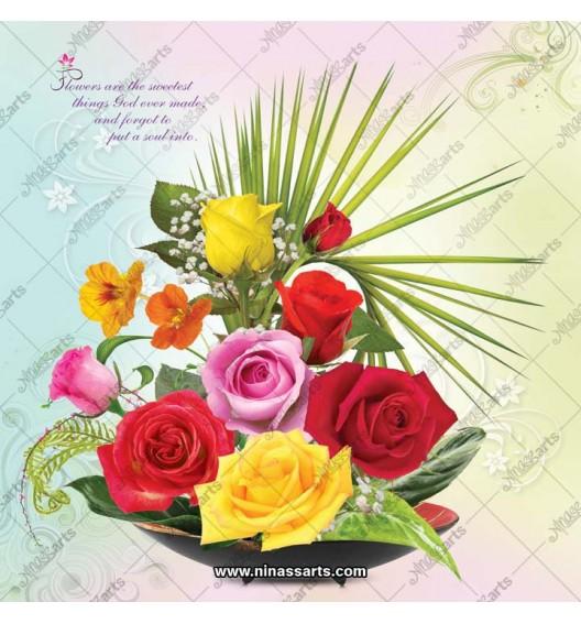 42002 Flower