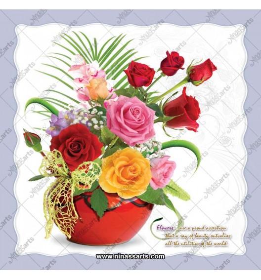 42007 Flower