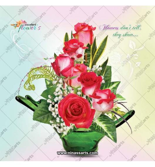 42008 Flower