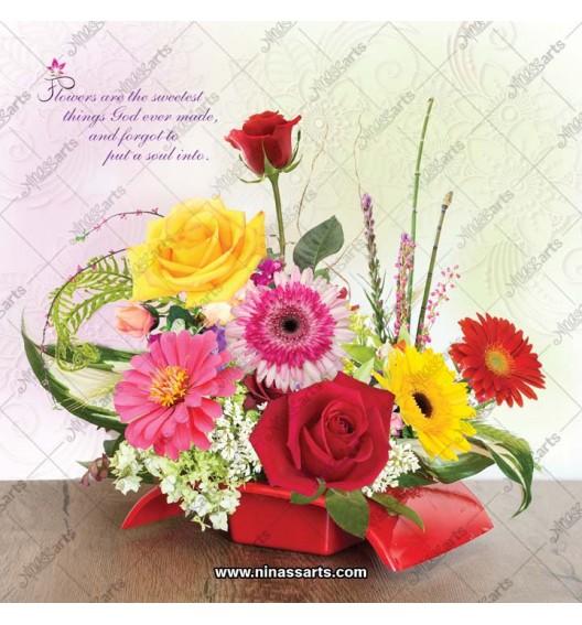 42012 Flower