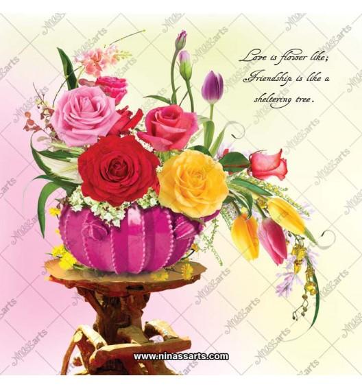 42013 Flower