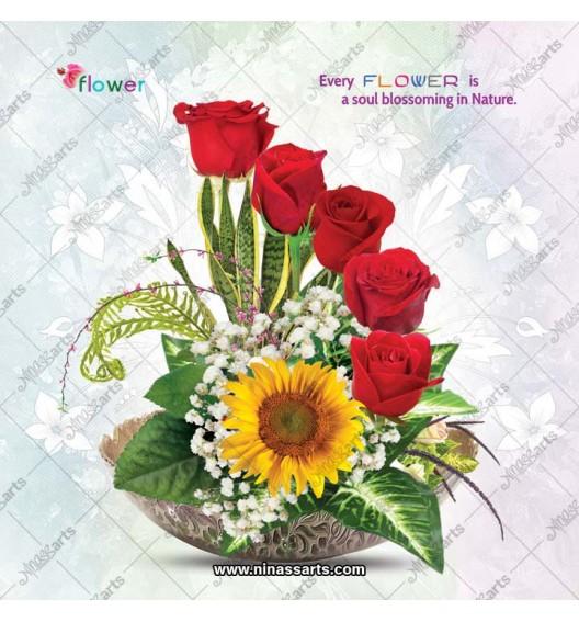 42015 Flower