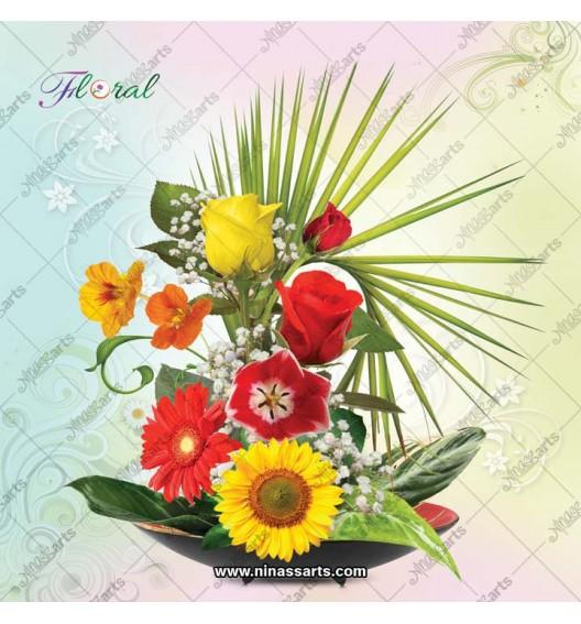 42017 Flower