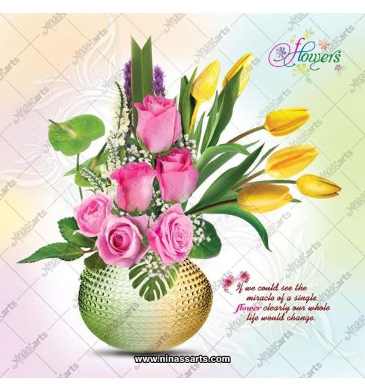 42018 Flower