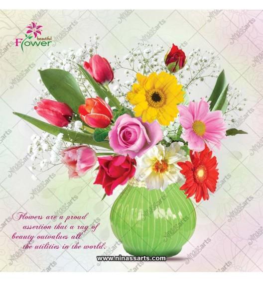 42025 Flower