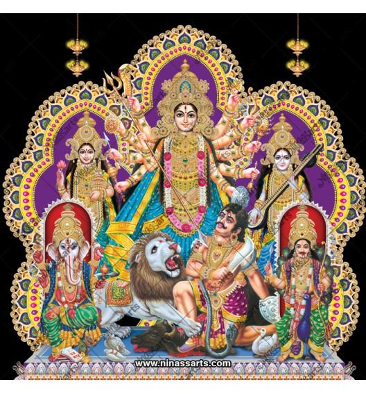 7007 Durga Family
