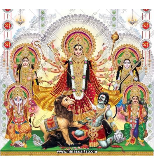 7010 Durga Family