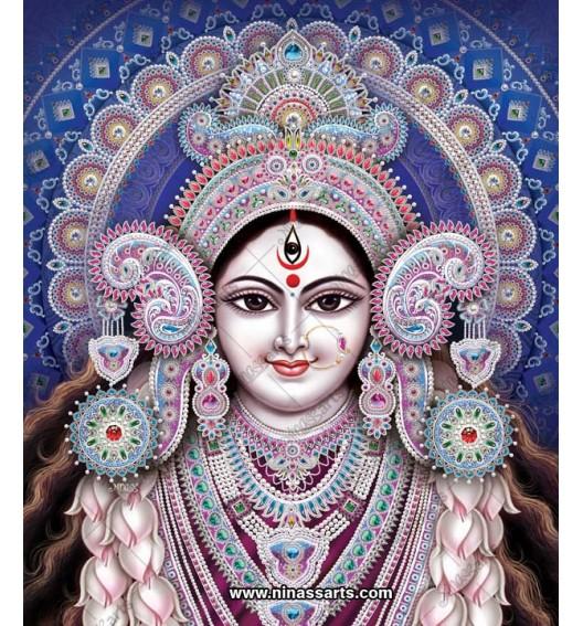 7011 Durga Face