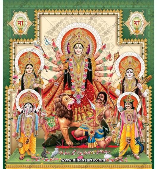 7012 Durga Family