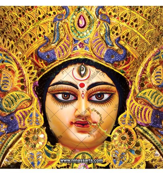7014 Durga Face